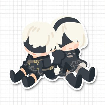 Nier: A charm by (◎▽◎)
