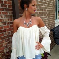 The Gypsy Top : Swoon Boutique
