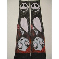 nightmare before christmas socks