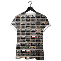 Mix Tapes Women's Tee