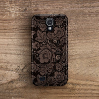 Galaxy s3 case Floral samsung galaxy s4 case Flower galaxy s2 case samsung galaxy note 2 case verizon tmobile att sprint /c10