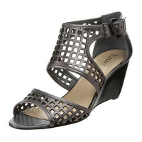 ENZO ANGIOLINI QUINN - PEWTER LEATHER