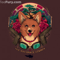 See You Space Cowboy - Gallery | TeeFury