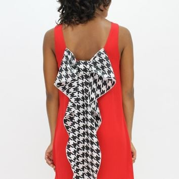 Everly Bow Tide Dress | Alabama Game Day | Southern Flair Boutique