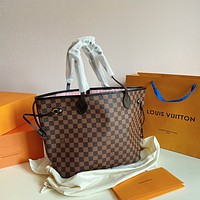 Louis Vuitton LV Monogram Handbag Shoulder Bag