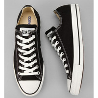 """Converse"" Fashion Canvas Flats Sneakers Sport Shoes Black"
