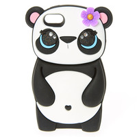 Panda Flower Phone Case