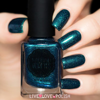 Il était un vernis In Teal We Trust Nail Polish