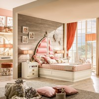 Classic style children's bed Ariel Collection by Caroti
