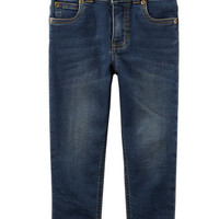 5-Pocket Straight-Fit Jeans