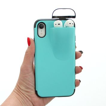 AirPod Storage Phone Case