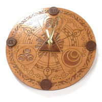 Legend of Zelda 11.5in Wall Clock