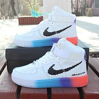 Nike Air Force 1 AF1 High Sneakers Shoes