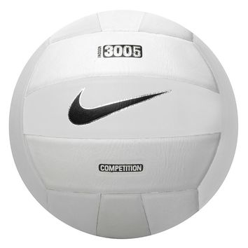 Nike 3005 Nfhs Volleyball (White)