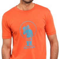 Provincetown Orange 'Sun Of A Beach' Lifeguard Tee One Piece Size S Available