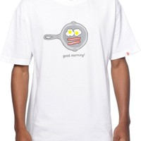 Most Dope Wakey Wakey Eggs And Bakey T-Shirt