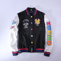 On Sale Hot Deal Sports Embroidery Jacket Cool Baseball [10507738311]