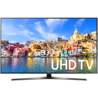 "SAMSUNG 49"" 7500 Series - Curved 4K Ultra HD Smart LED TV - 2160p, 120MR (Model#: UN49KU7500) - Walmart.com"