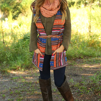 All That You Need Vest: Multi