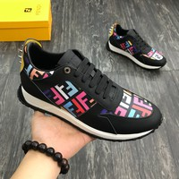 FENDI Running Sports Shoes Sneakers