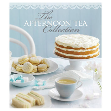 The Afternoon Tea Collection, Non-Fiction Books
