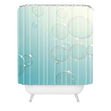 Bree Madden Sparkle Bright Shower Curtain