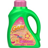 Gain With FreshLock Hawaiian Aloha Liquid Detergent 24 Loads 50 Fl Oz - Walmart.com