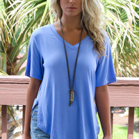 Endless Love Serenity Short Sleeve Piko