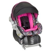 Hello Kitty Pin Wheel Flex-Loc Infant Car Seat by Baby Trend (Pink)