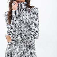 FOREVER 21 Knit Turtle Neck Sweater