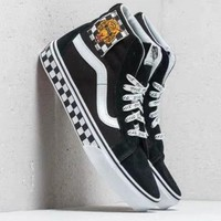 Vans SK8-Hi Woman Men Fashion Sneakers Sport Shoes