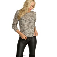 Marled Lia Pullover Sweater