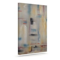 """Cathy Rodgers """"Library"""" Painting Abstract Canvas Art"""