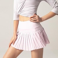 Tennis Skirts Mini Golf Badmintion Skirt Fitness Women Shorts Athletic Running Sports Quick Dry Sport Skort