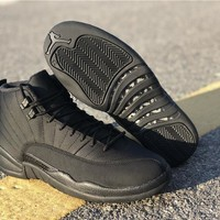 "Air Jordan 12 Retro ""Winterized"" BQ6851-001"