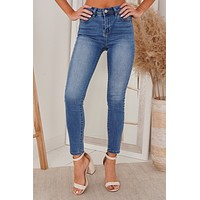 New Found Ambition High Rise Jeans (Medium)
