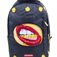 Ski Mask Grillz Backpack | Sprayground Backpacks, Bags, and Accessories
