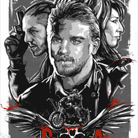 """""""The Reaper Calls"""" A tribute to Sons of Anarchy by Robert Bruno"""