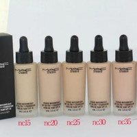 MAC STUDIO WATERWEIGHT SPF30 Liquid Foundation (1pcs)