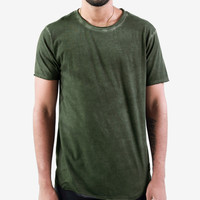 Raw Tail Tee (Antique Army)