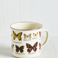 Nifty Nerd Coffee Wings Mug by ModCloth