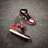 Air Jordan 1 Retro High OG Homage To Home AJ1 Sneakers - Best Deal Online
