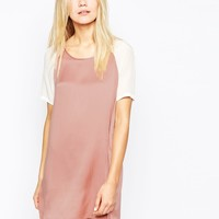 Pop CpH Sand-Washed Silk Georgette Dress