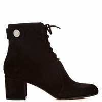 Finlay lace-up suede ankle boots | Gianvito Rossi | MATCHESFASHION.COM US