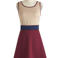 Chance of Colorblocks Dress