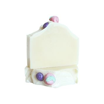 Berries & Cream - Handcrafted Soap Bar