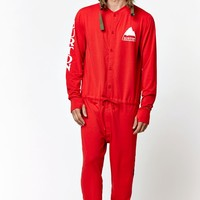 Burton Midweight Union Snow Suit - Mens Tee - Red