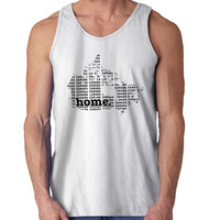 The Canada Home For Mens Tank Top and Womens Tank Top *