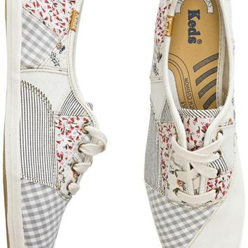 KEDS CHAMPION PATCHWORK SHOE > Womens > Footwear > Shoes | Swell.com