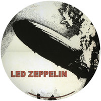 Led Zeppelin - Sticker